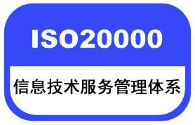 ISO20000面向机构的IT服务管理标准